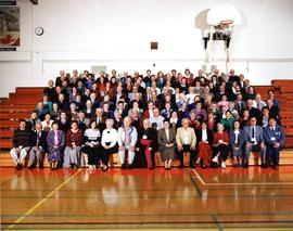Official photograph of the Calgary Diocesan Synod, Apr 6, 1994, Calgary, Alberta